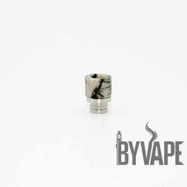 Jade Drip Tip Siyah Beyaz 510