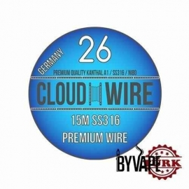Cloud Wire SS316 26 GA