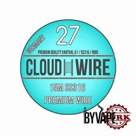Cloud Wire SS316 27 GA