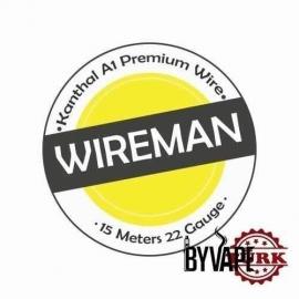Wireman Kanthal A1 22 G