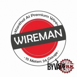 Wireman Kanthal A1 24 G