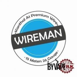 Wireman Kanthal A1 26 G
