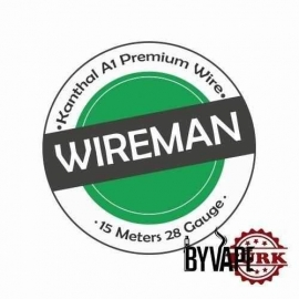 Wireman Kanthal A1 28 G