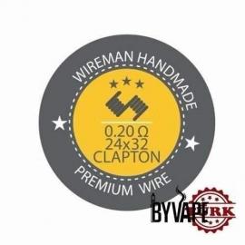 Wireman 24X32 GA  Clapt
