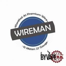 Wireman Kanthal A1 27 G