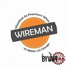Wireman Kanthal A1 25 G