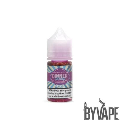Dinner Lady Blackberry Crumble Salt Nic Likit 30 ML
