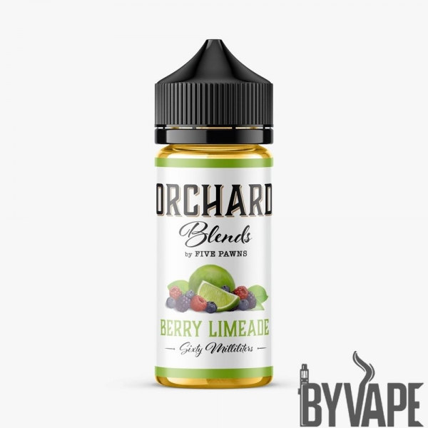 Five Pawns  Orchard Blends Berry Limeade