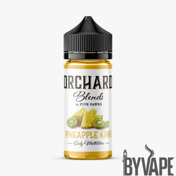 Five Pawns  Orchard Blends Pineapple Kiwi
