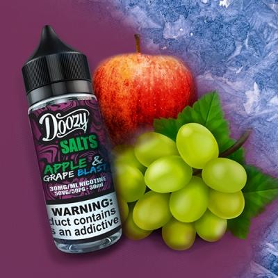 Doozy Apple Grape Blast Likit