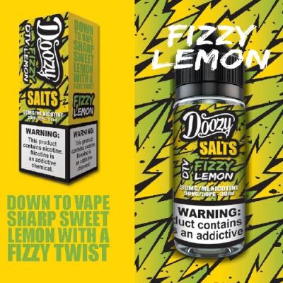 Doozy Fizzy Lemon Salt  Likit