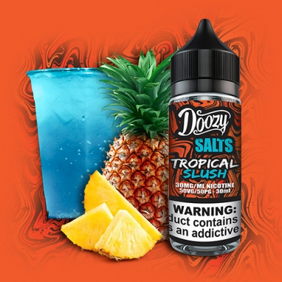 Doozy Tropikal Slush Salt likit