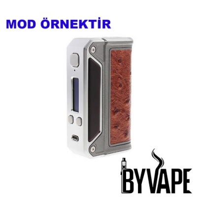 Lost Vape DNA Therion Kapak Red Ostrich