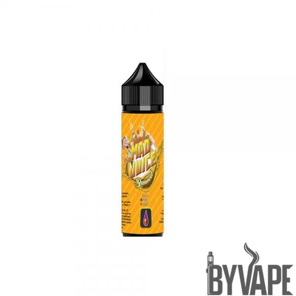 Mad Juice Banned Salt Likit 60 ML
