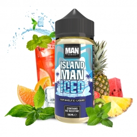 One Hit Wonder Island Man Ice Likit 100 ML