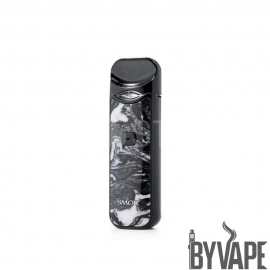 Smok Nord Pod Kit Black White Resin
