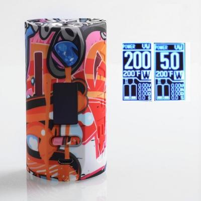 Vapor Storm Puma Mod Graffiti 2