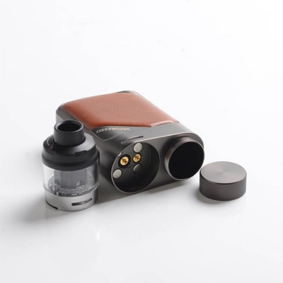 Vaporesso Swag Px80 Kit Leather Brown