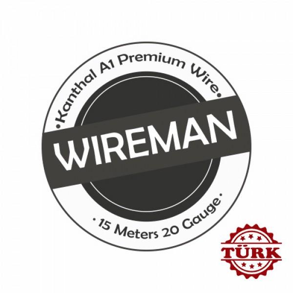 Wireman Kanthal A1 32 GA Tel