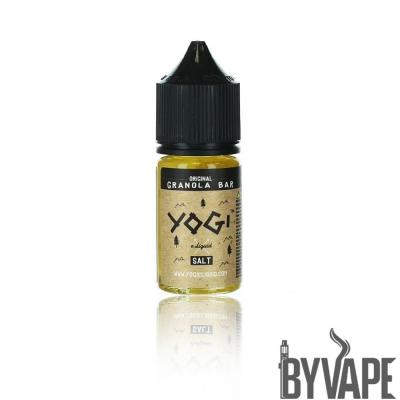 Yogi Original Granola Bar Salt Likit 30 ML